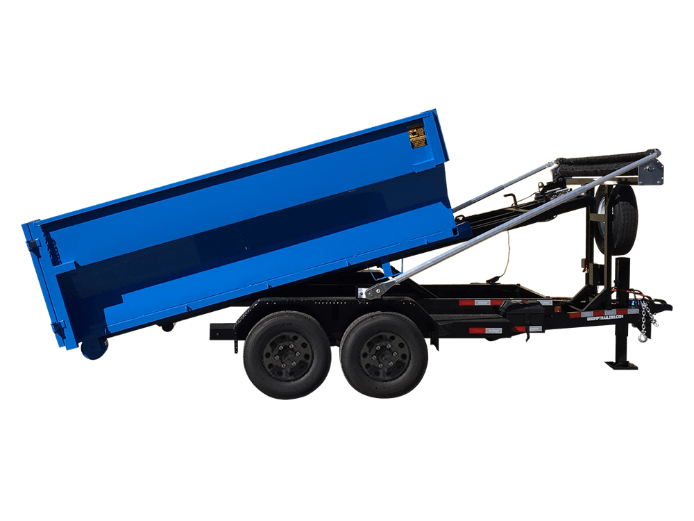 Dump Trailers, Roll Off Trailers, and Custom Trailers